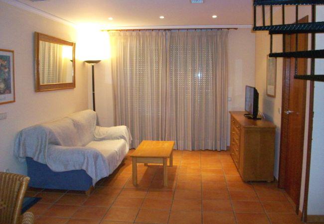 Apartamento en Oliva - CASAS DEL MAR - Nº 042(ALQUILER SOLO A FAMILIAS)