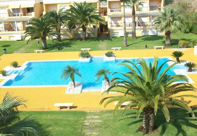 Apartamento en Oliva - CASAS DEL MAR - Nº 042(ALQUILER SOLO A FAMILIAS) S