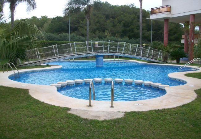Apartamento en Grao de Gandia - RIOJA SALINAS IV - 1ª - 6º - 10ª (ALQUILER SOLO A