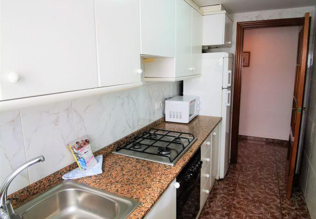 Apartamento en Grao de Gandia - TROPICANA PARK 4ª-9º-42ª (ALQUILER SOLO A FAMILIAS