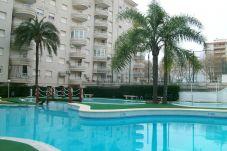 Apartamento en Grao de Gandia - TROPICANA PARK 4ª-9º-42ª (ALQUILER...