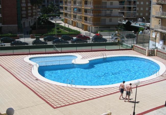 Apartamento en Grao de Gandia - INFANTE A - 13º (ALQUILER SOLO A FAMILIAS)