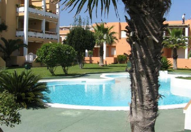 Apartamento en Xeraco Playa - LIRIOS 26 -2º