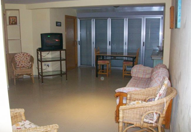 Apartamento en Grao de Gandia - BONAIRE E4 - 10º ,  PLAYA DE GANDIA - PRIMER ALINE