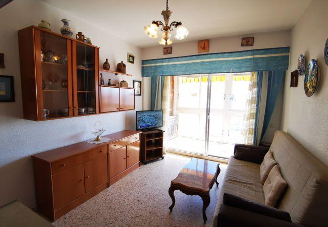 Apartamento en Grao de Gandia - INFANTE E8 - 8º (ALQUILER SOLO A FAMILIAS)