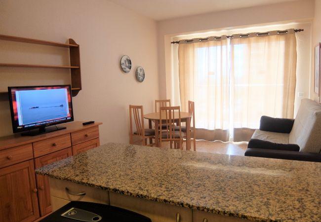 Apartamento en Grao de Gandia - INFANTE E5 - 9º (ALQUILER SOLO A FAMILIAS)