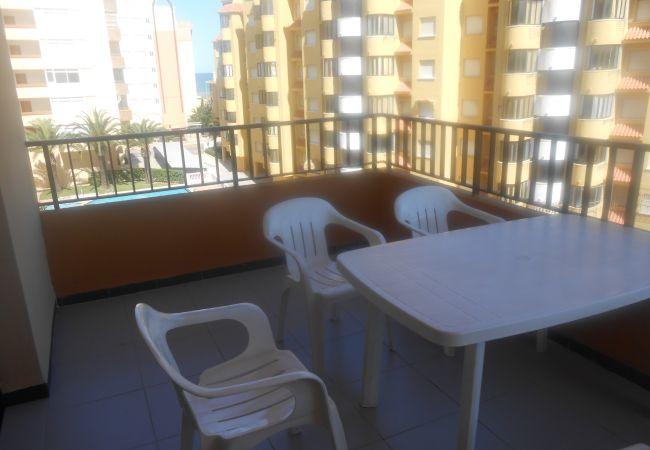 Apartamento en Xeraco Playa - TAMARIS 6ºA