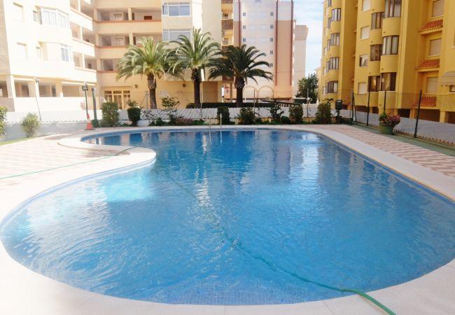 Apartamento en Xeraco Playa - TAMARIS 4ºA