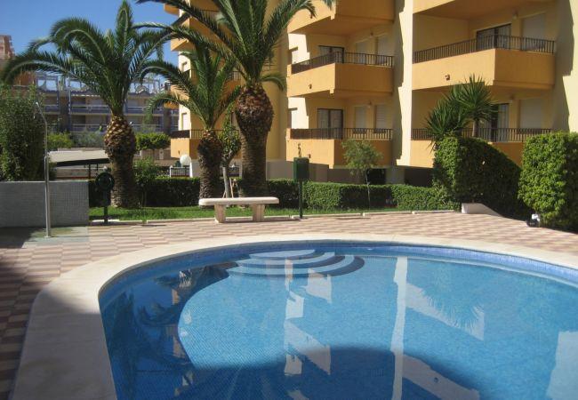 Apartamento en Xeraco Playa - TAMARIS 4ºE