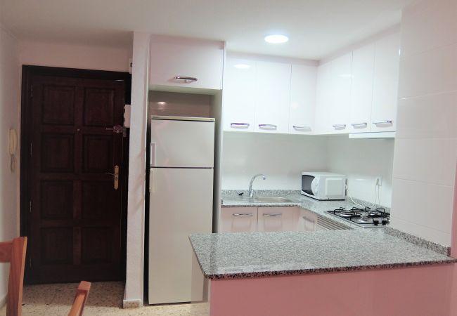 Apartamento en Grao de Gandia - INFANTE E1 - 3º ,(ALQUILER SOLO A FAMILIAS)  PLAYA