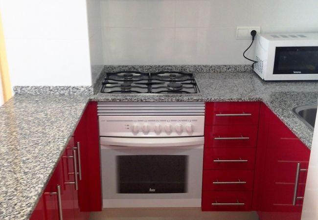 Apartamento en Grao de Gandia - INFANTE E9 - 4º (ALQUILER SOLO A FAMILIAS)