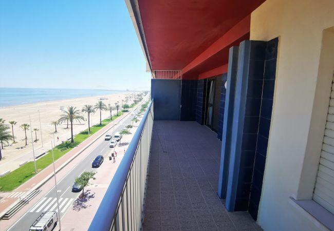 Apartamento en Grao de Gandia - XIPHO 5º C (ALQUILER SOLO A FAMILIAS)