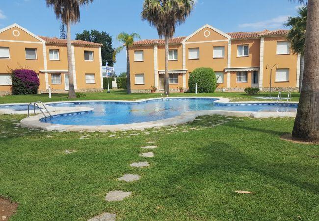 Apartamento en Oliva - CLUB SEVILLA  IV   ESC. 2 - 1º - 8B , OLIVA NOVA