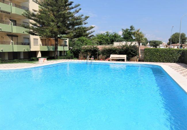 Apartamento en Grao de Gandia - GARDENIAS II - B1 - 6º B ( ALQUILER SOLO A FAMILIA