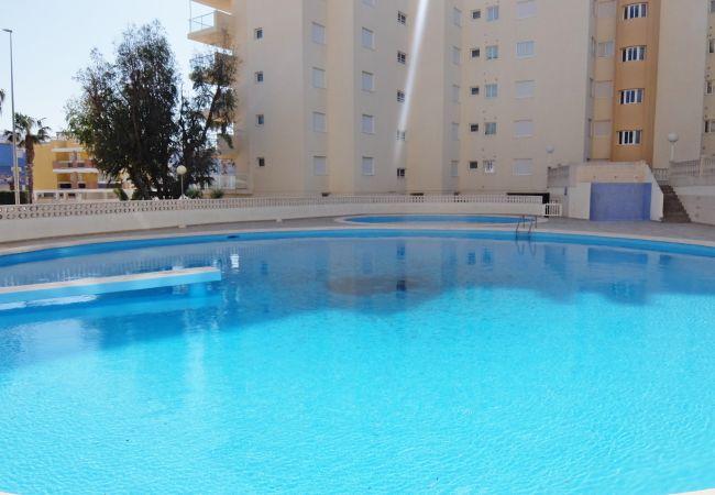 Apartamento en Xeraco Playa - LOS NARANJOS II - ESC I - 2º - 4ª