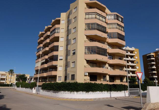 Apartamento en Xeraco Playa - LES DUNES 4º - E