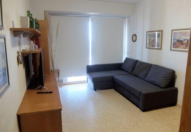 Apartamento en Grao de Gandia - BONAIRE E2-8º (PRIMERA LINEA DE PLAYA, EN LA ZONA