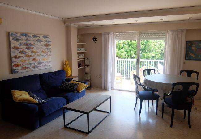 Apartamento en Grao de Gandia - SALINAS V - 2º C ( ALQUILER SOLO PARA FAMILAS )