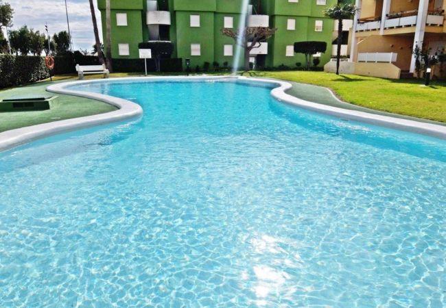 Apartamento en Xeraco Playa - JUNCOS 35 - 1º 4p/1h