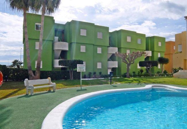 Apartamento en Xeraco Playa - JUNCOS 38 - 2º
