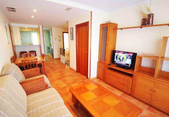 Apartment in Oliva - CASAS DEL MAR - Nº 023(ALQUILER SOLO A FAMILIAS) S