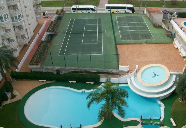 Apartment in Grao de Gandia - TROPICANA PARK 4ª-9º-42ª (ALQUILER SOLO A FAMILIAS