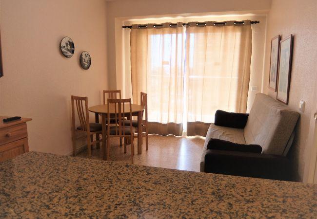 Apartment in Grao de Gandia - INFANTE E5 - 9º (ALQUILER SOLO A FAMILIAS)