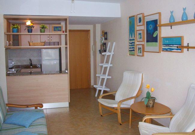 Apartment in Grao de Gandia - INFANTE E6 - 9º (ALQUILER SOLO A FAMILIAS)