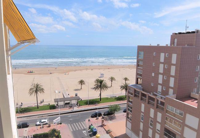 Apartment in Grao de Gandia - INFANTE E8 - 9º (ALQUILER SOLO A FAMILIAS)