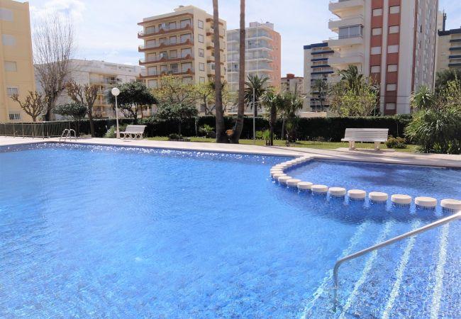Apartment in Grao de Gandia - DON CHIMO 4º - 23ª (ALQUILER SOLO A FAMILIAS) SITU