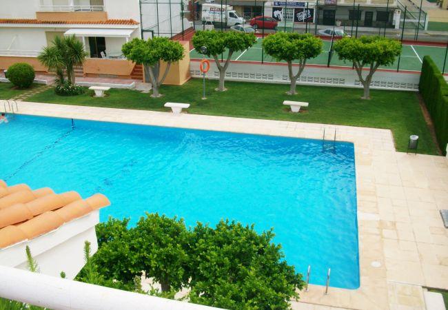 Apartment in Grao de Gandia - PLAY GANDI 2ª-4º-8ª (ALQUILER SOLO A FAMILIAS)