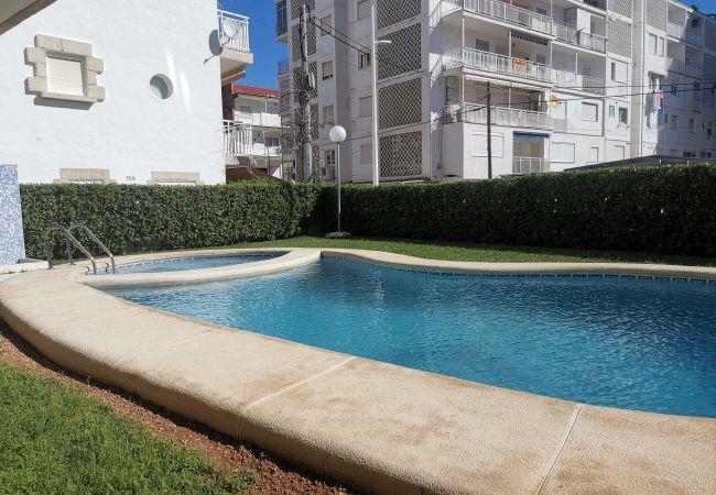 Apartment in Grao de Gandia - PLAYA MAR VI 2º - 6ª (ALQUILER SOLO A FAMILIAS)