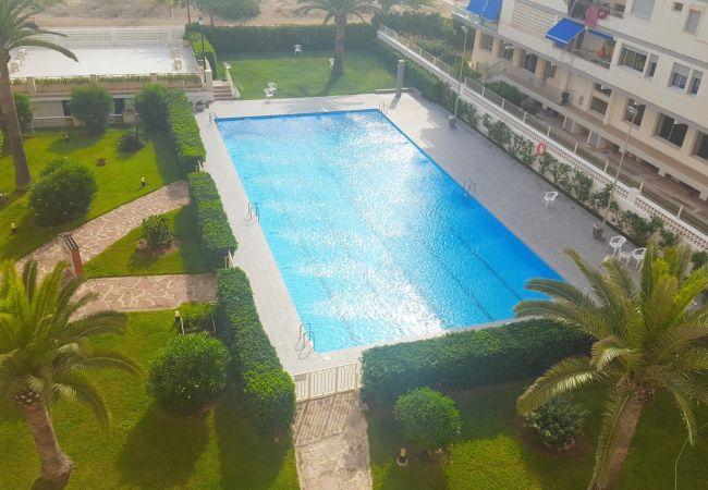 Apartment in Grao de Gandia - HAWAY 4ª-5º-9 (ALQUILER SOLO A FAMILIAS)