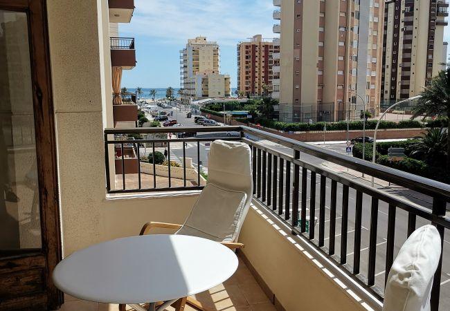 Apartment in Grao de Gandia - GEMINIS FASE I ESC.2ª - 2º H (ALQUILER SOLO A FAMI