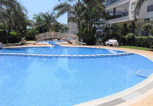 Apartment in Grao de Gandia - EL EDEN Bl - 1 - 10 (ALQUILER SOLO A FAMILIAS) APT