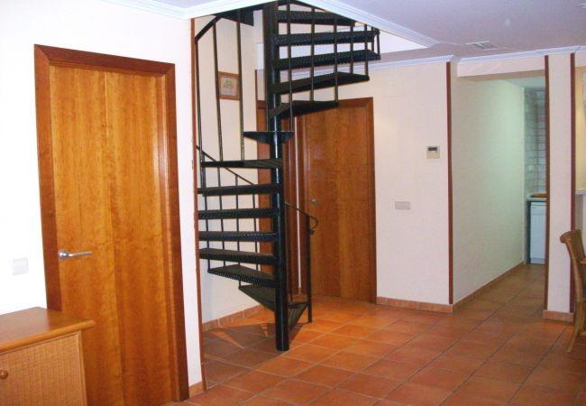 Апартаменты на Oliva - CASAS DEL MAR - Nº 042(ALQUILER SOLO A FAMILIAS) S