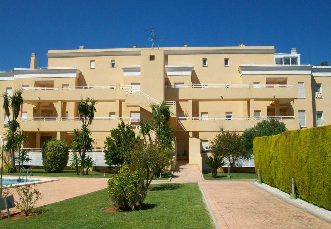 Апартаменты на Oliva - HOYO 12 - Nº 18(ALQUILER SOLO A FAMILIAS)