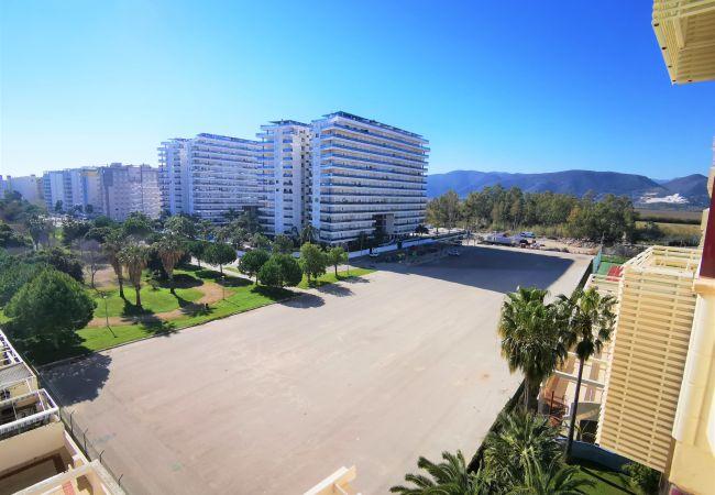 Апартаменты на Grao de Gandia - RIOJA SALINAS IV - 1ª - 6º - 10ª (ALQUILER SOLO A