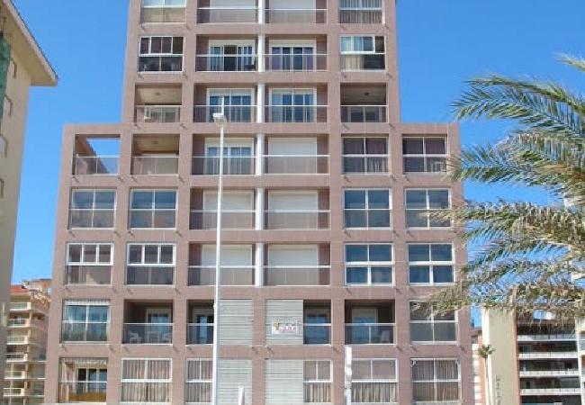 Апартаменты на Grao de Gandia - CAPRIMAR 1ª - 5º - 13ª (ALQUILER SOLO A FAMILIAS)