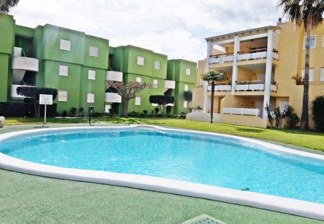 Апартаменты на Xeraco Playa - JUNCOS 44 - 2º