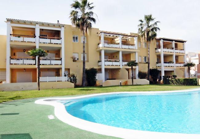 Апартаменты на Xeraco Playa - JUNCOS 50 - 2º