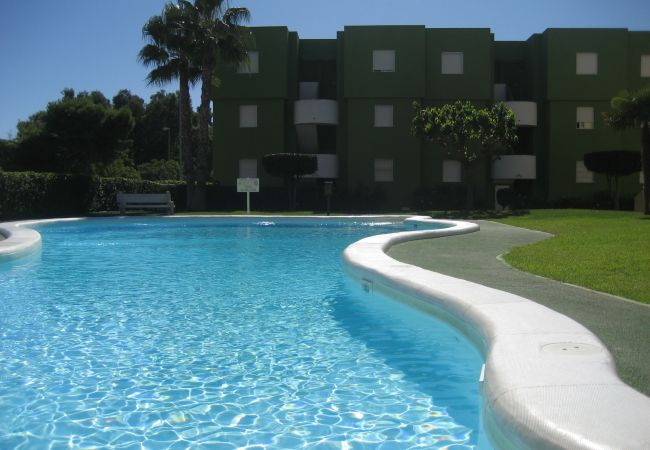 Апартаменты на Xeraco Playa - JUNCOS 40 bajo