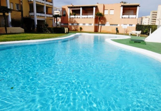 Апартаменты на Xeraco Playa - JUNCOS 47 - 1º