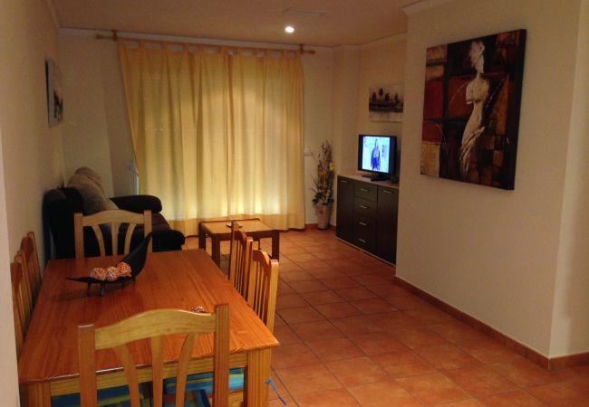 Апартаменты на Oliva - HOYO12 - Nº 2 , JUNTO AL CENTRO ECUESTRE OLIVA NOV