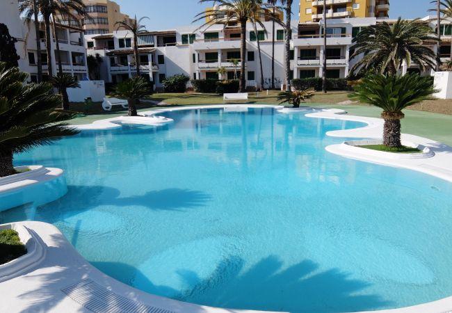 Апартаменты на Xeraco Playa - DELTAMAR 14 -2º